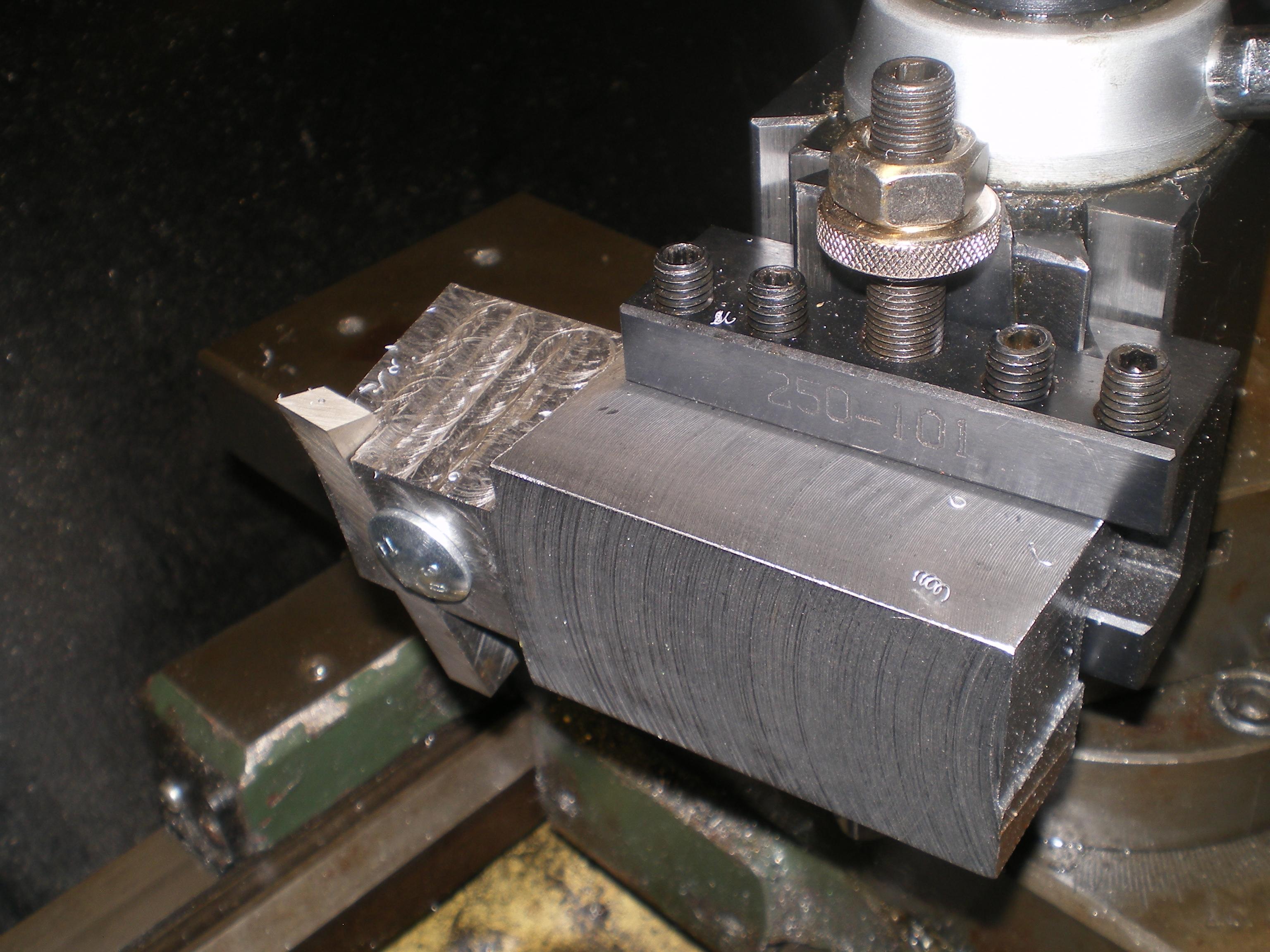 machine shop project
